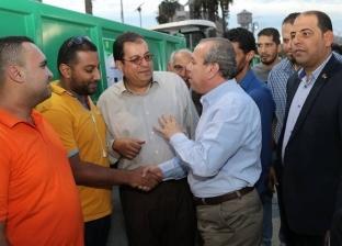محافظ كفر الشيخ: إنشاء مدفن صحي صديق للبيئة بتكلفة 136 مليون جنيه