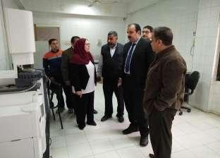 10 طالبات يغادرن مستشفى الأحرار واحتجاز 10 في انقلاب سيارة بالشرقية