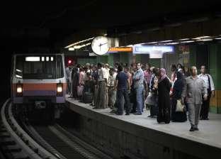 """""""المترو"""": عودة حركة قطارات الخط الثاني إلى طبيعتها"""