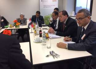 وزير الزراعة: تطوير الموارد المائية يساهم في تحقيق الاستقرار الغذائي في العالم