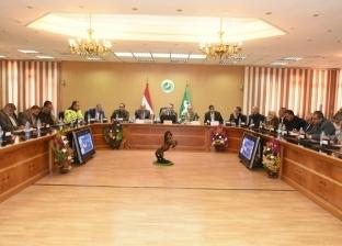 """محافظ الشرقية لأعضاء المجلس التنفيذي: """"اللي مش قادر يشتغل يقدم اعتذار"""""""