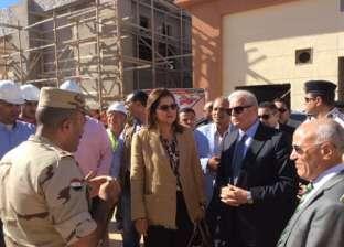 وزيرة التخطيط: توفير التمويل اللازم لمشروعات التنمية بجنوب سيناء