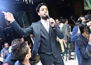 """أحمد جمال تعليقا على أحد حفلات الزفاف: """"عقبالي"""""""