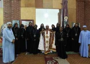 مصادر كنسية تكشف مصير راهب مشلوح أعلن العصيان على البابا تواضروس