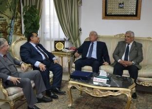 محافظ جنوب سيناء ينسق لمؤتمر رؤساء الجامعات العربية بشرم الشيخ