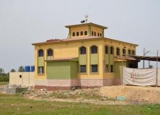 """""""رسالة لتعليم العطاء"""".. """"آل نجم الدين"""" يتبرع لبناء مسجد بالأرض والبناء"""
