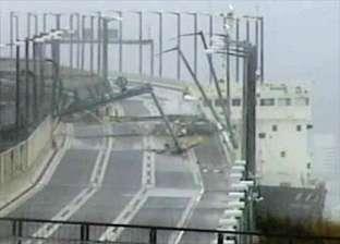 """لماذا إعصار """"جيبي"""" الياباني الأعنف منذ ربع قرن؟"""