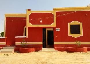 """""""الأورمان"""" و""""بالم هيلز"""" يحتفلان بتطوير 30 منزلا بالعدوة في المنيا"""