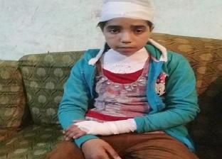 عامل يتهم شاب بالتعدي على طفلته بالضرب واحتجازها داخل منزله بالشرقية