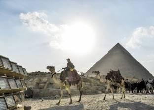 """""""20 جنيها للمصريين و160 للأجانب"""".. تعرف على أسعار تذاكر أهرامات الجيزة"""