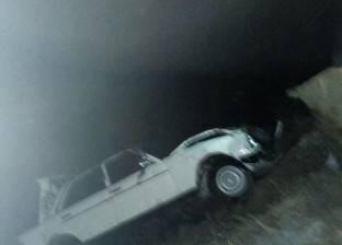 تحويل مصابي حادث طريق رأس سدر الدولي إلى مستشفى السويس العام