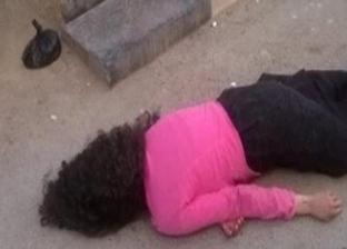 مريضة نفسية تلقي بنفسها من أعلى عقار غرب الإسكندرية