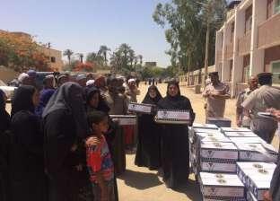 وكيل أوقاف أسوان: نستعد لتوزيع 7 آلاف شنطة رمضانية على الفقراء