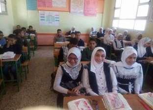 بالصور| توزيع أدوات مدرسية على 517 طالبا من غير القادرين بدمياط