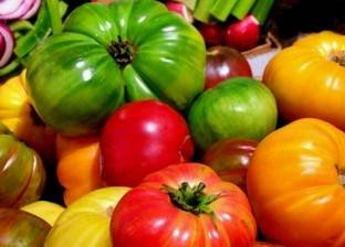 """ارتفاع أسعار الطماطم بالفيوم.. """"والغرفة التجارية"""": بعضها أصيبت بفيروس"""