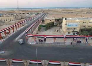 السيسي يزور مدينة العلمين الجديدة لافتتاح عدد من المشروعات غدا