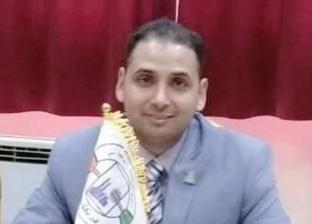 رئيس جامعة المنيا يشيد بحصول أحد أعضائها على جائزة الدولة التشجيعية