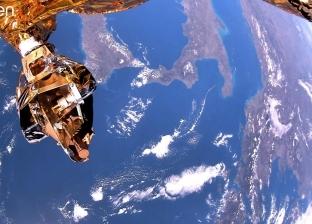 بالفيديو| لم تحدث من قبل.. مصر تلتقط فيديو للكرة الأرضية بتقنية 4K