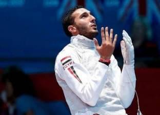 """""""أبو القاسم"""" يحقق الذهبية الأولي لمصر في دورة الألعاب الأفريقية"""