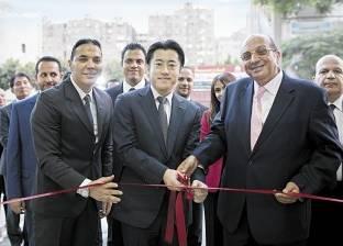 «نيسان» تحتفل بافتتاح أحدث مركز خدمة فى «جسر السويس»
