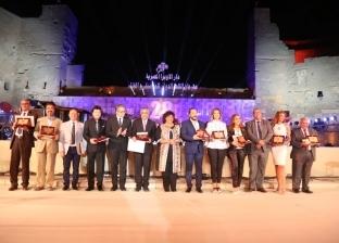 افتتاح فعاليات الدورة 28 من مهرجان قلعة صلاح الدين للموسيقى والغناء