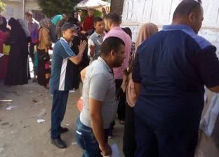 طوابير أمام مكاتب التموين في الإسكندرية لإضافة المواليد على البطاقات