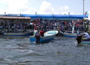 """""""الهيئة الوطنية"""": انقطاع الاتصال بسفينة العودة لكسر الحصار عن غزة"""
