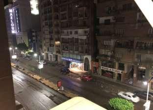 عاجل.. هطول أمطار رعدية على القاهرة