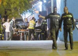إجراءات أمنية مشددة بمحيط مشرحة زينهم تزامنا مع تسليم جثامين المعدومين