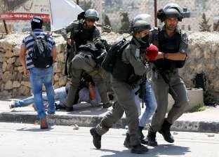 الاحتلال الإسرائيلي يهاجم طلبة المدارس في اللبن الشرقية