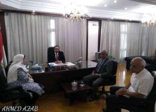 """""""المساحة"""": حسم 8 آلاف طلب تقنين أراض في بنى سويف"""