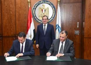 توقيع اتفاق الانطلاق الفعلى فى تنفيذ مشروع تطوير وتحديث كفاءة الأداء