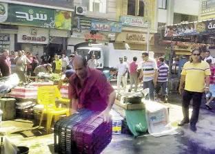 محافظ الإسكندرية يطالب القيادات التنفيذية بالقضاء على التعديات