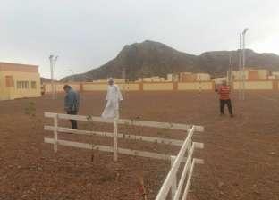 إنشاء 11 ملعبا قانونيا وخماسيا في مراكز شباب جنوب سيناء