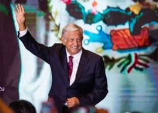"""ارتفاع نسبة التأييد لـ""""آملو"""" الرافض لمغريات السلطة في المكسيك لـ67.1%"""