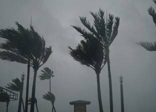 """إعصار """"إرما"""" يشكل ظواهر طبيعية نادرة"""