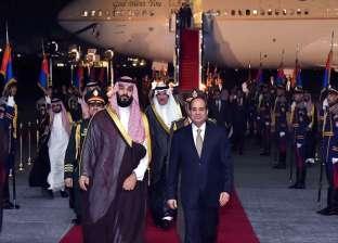 عاجل| السيسي يؤكد عمق ومتانة العلاقات المصرية السعودية
