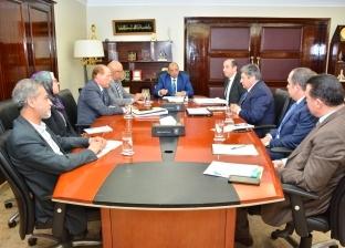وزير التنمية المحلية يبحث استعدادات استضافة الأمم الأفريقية
