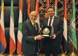 الأكاديمية العربية تكرم العالم المصري عبدالشافي فهمي عبادة