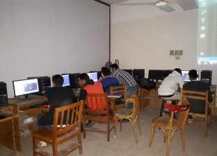 """""""تصميم المواقع الإلكترونية"""".. دورة تدريبية بـ""""تعليم صناعي سوهاج"""""""