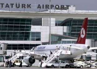 احتجاز ركاب الخطوط الجوية الليبية داخل حافلة بمطار أتاتورك