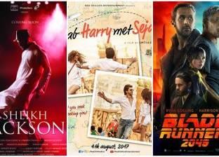 هندي وأجنبي ومصري.. أفلام السينما الجديدة هذا الأسبوع وأماكن عرضها