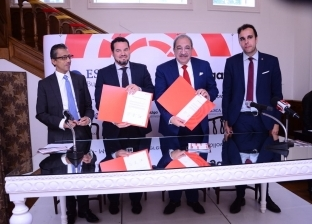 """رابطة """"الدوري الإسباني"""" توقع اتفاقية لتطوير الإدارة الرياضية في مصر"""