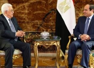 عاجل  السيسي يستقبل الرئيس الفلسطيني صباح اليوم
