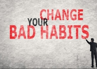 """""""حدد عقاب وبديل"""".. كيفية التخلص من عاداتك السيئة في 7 خطوات"""