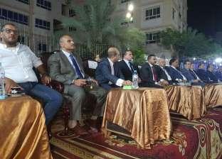 """بالصور..""""مستقبل وطن"""" يختتم دورى الحزب لكرة القدم بمحافظة سوهاج"""