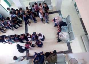 حملة لفحص طلبة المدارس ضد البلهارسيا والطفيليات المعوية بالشرقية