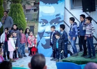 """""""ثقافة مغاغة"""" ينظم ورشة فنية لتلاميذ الابتدائي"""