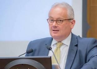 سفير إيطاليا: تربطنا بمصر علاقات وثيقة