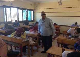بالصور| بدء اختبارات الالتحاق بمدرسة التمريض في جنوب سيناء